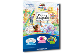 World Kids Colouring Day Activity book